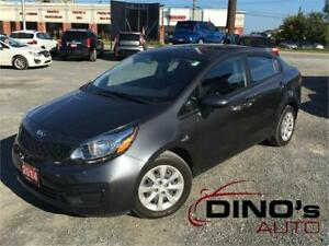 2014 Kia Rio LX+ ECO | $45 Weekly $0 Down *OAC / Accident Free