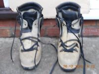 Langlauf boots size 8,