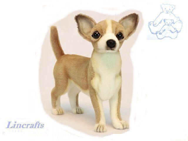 Standing Chihuahua Plush Soft Toy Dog by Hansa 6295