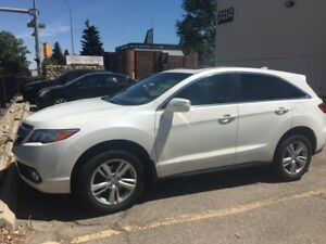 Low km Acura RDX. Detailed today!