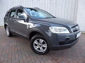 Chevrolet Captiva 2.0 VCDi LS ....Fabulously Low 39,000 Genuine Miles Only & Diesel, Immaculate Car