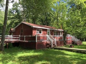 Water Access cottage, Trent River - Just Listed!