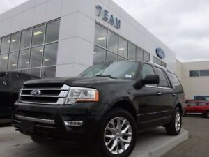 2015 Ford Expedition LIMITED, 301A, ACCIDENT FREE, SYNC3, NAV, R