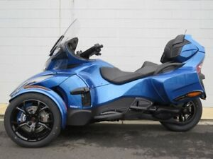 2019 CAN-AM SPYDER RT LTD SE6 Road Bike 1300cc Geelong Geelong City Preview