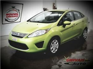 Ford Fiesta SE A/C Bluetooth 2012