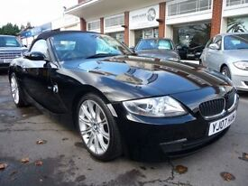 BMW Z4 2.0 Z4 SPORT ROADSTER 2d 148 BHP NOW REDUCED BY &p (black) 2007