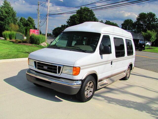 Ford : E-Series Van SHERROD LUXURY HIGH TOP CONVERSION VAN ! SHERROD EDITION ! POWER SOFA ! LOW MILEAGE ! 04