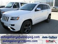 2014 Jeep Grand Cherokee Summit 4X4 *Nav/HEMI