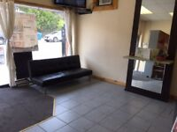 CHAIRS for RENT-HAIR STYLIST & NAIL SALON area Available Now