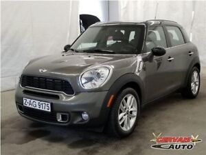 MINI Cooper Countryman S Cuir Toit Panoramique MAGS 2011