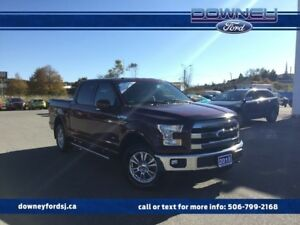 2015 Ford F-150 500 Lariat SuperCrew FX4 Loaded Must See!