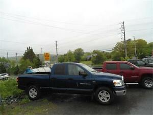 2007 DODGE RAM 1500 SLT - LOADED ! RUST FREE !!! NEW MVI!!!
