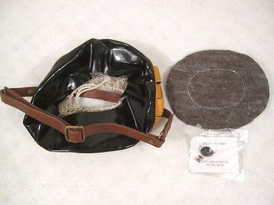 WWI AEF US Army M1917 Helmet Liner & Chin Strap Replacement Kit - Repro Chin Strap Replacement Kit