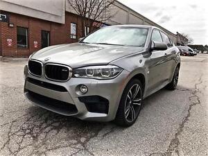 2015 BMW X6 M, 200K BMW WARRANTY, FULL OPTIONS, NO ACCIDENT