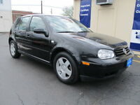 2001 Volkswagen Golf TDI Coupe (2 door)