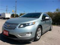 2012 Chevrolet Volt | Leather/Heated Seats | Touchscreen...