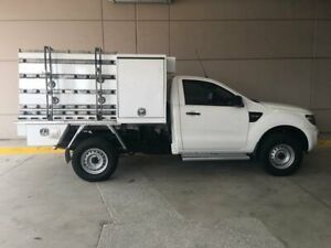 Ford Ranger 2015 Hi-Rider 4x2 2.2 AUTOMATIC with Glass Carrier Seven Hills Blacktown Area Preview
