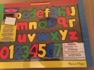 MAGNETIC CHALK AND DRY-ERASE BOARD
