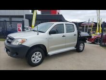 2006 Toyota Hilux GGN25R SR (4x4) 5 Speed Manual Deer Park Brimbank Area Preview