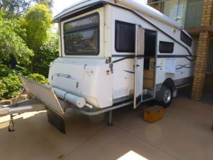 2008 Off Road Eco Tourer Caravan, Loaded with  Extra Features Caves Beach Lake Macquarie Area Preview