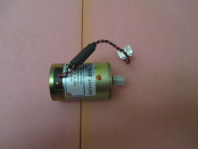Asyst 9700-6191-01 Pittman LO-COG DC Motor Pittman 9234E318-R2 24 VDC