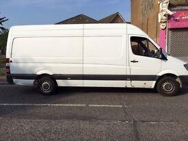 Mercedes Sprinter 311 CDI LWB urgent sale !!! Ready to go!