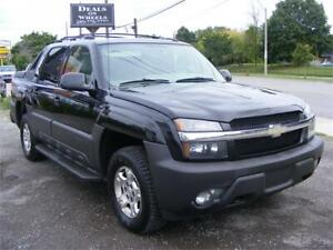2005 Chevrolet Avalanche LT 4X4  Loaded