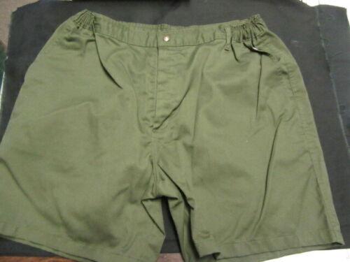 Boy Scout Leader Shorts, waist 46, size 46, elastic waist,       NRK #2