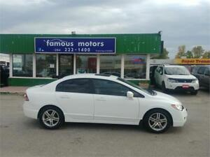 2008 Acura CSX/HTD SEATS/LTHR/PWR MOONROOF/REDUCED