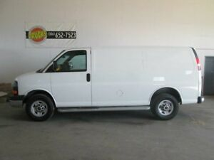 2015 GMC Savana 2500 2WT Paratransit Rear-wheel Drive Cargo Van