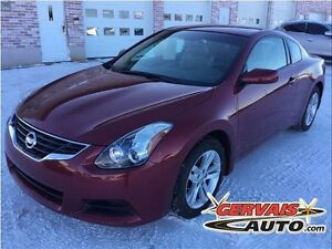 Nissan Altima 2.5 SL Coupe Cuir Toit Ouvrant MAGS 2013