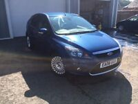 Ford Focus 1.8 TDCI Titanium, Outstanding Condition, MOT, Warranty, Serviced