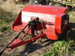 Schultz Crop Chopper