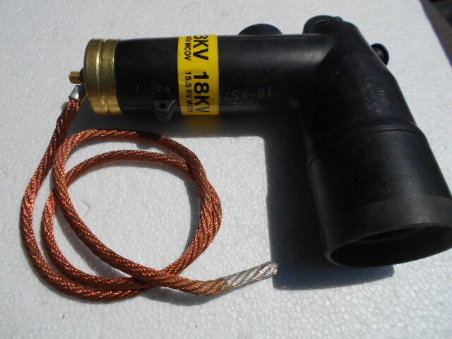 Cooper RTE M.O.V.E 15KV Class Arrester Elbow