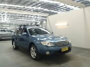 2007 Subaru Outback MY07 2.5I Blue 4 Speed Auto Elec Sportshift Wagon Beresfield Newcastle Area Preview