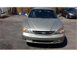 2004 CHEVY EPICA AUTOMATIC SAFETY GOOD CONDITION