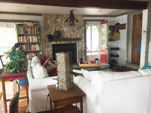Beautiful 3 bedroom cottage for long term rent