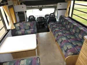 Winnebago Freespirit - HUGE LOUNGE - HUGE STORAGE