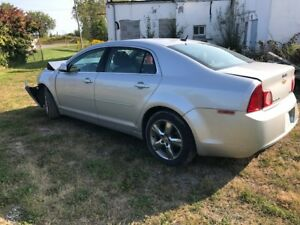 2011 Chevrolet Malibu 2LT Parts ONLY