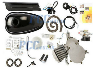 NEW-80CC-2-Stroke-Motorized-Gas-Engine-Motor-Kit-For-Bicycle-Bike-I-EN05