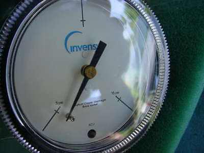 New Open Box Invensys 3psi-15psi Gauge 250-3074