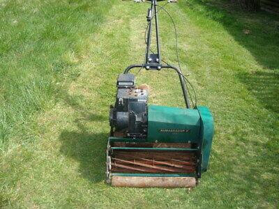 Hayter Ambassador 2 super lawnmower