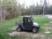 2011 cub cadet tracker volunteer