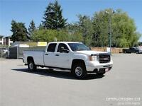 2010 GMC SIERRA 2500HD SLE CREW CAB LONG BOX 4X4 DIESEL