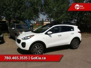 2019 Kia Sportage EX TECH; AWD, PANO ROOF, NAV, HEATED/COOLED SE
