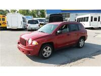 2008 Jeep Compass Sport, 4cyl-----Toute  equipe