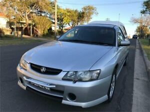 2004 Holden Commodore VY II S Silver 5 Speed Manual Utility Chester Hill Bankstown Area Preview