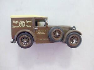 1930 MG High Speed Wagon Die Cast Model - Abingdon Classics
