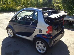 Smart Fortwo Convertible Cabriolet