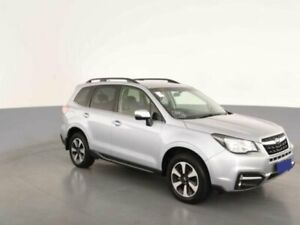 2018 Subaru Forester S4 MY18 2.5I-L CVT AWD Ice Silver Constant Variable Wagon Belmore Canterbury Area Preview